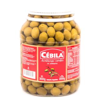 Aceitunas Verdes Premium.